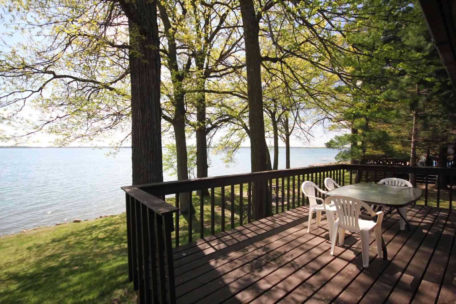 Resort Cabin Rental | Adventure North Resort | Leech Lake MN